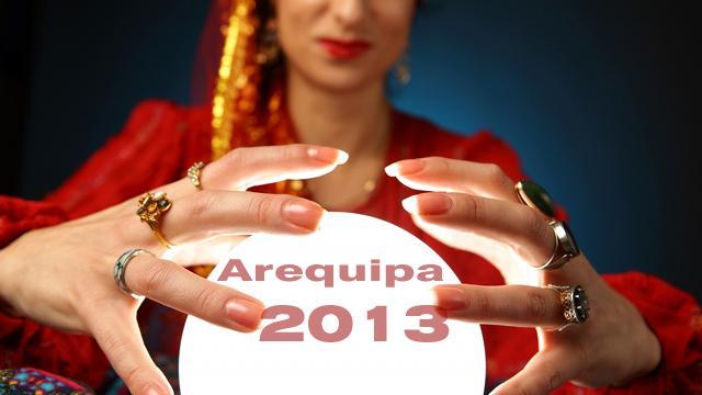predicciones arequipa 2013