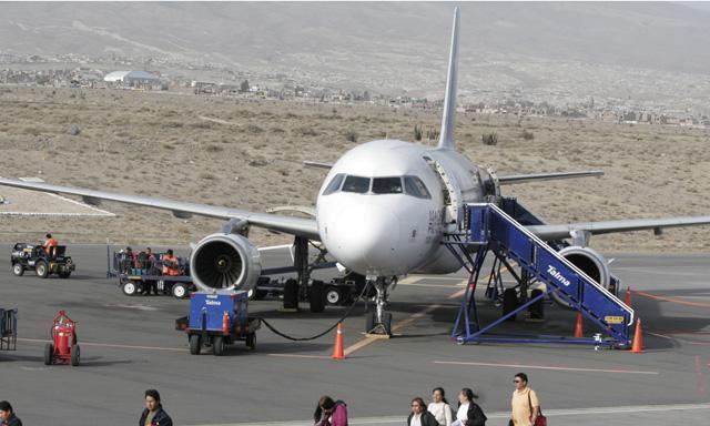 aeropuerto- arequipa