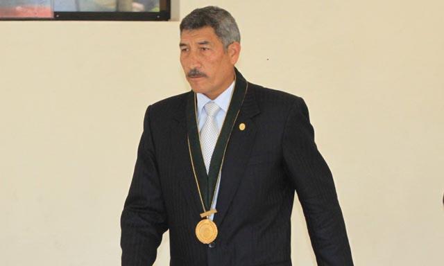 Manuel Vera Paredes, alcalde de Cerro Colorado
