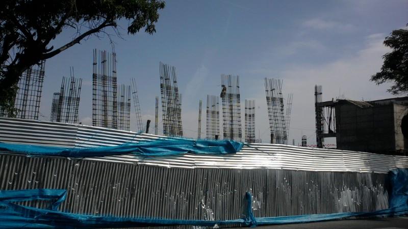 Obras en colegio Independencia tienen 60% de avance
