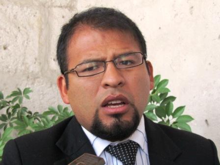 Alcalde de ASA, Omar Candia