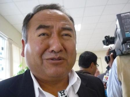 Alcalde Oswaldo Muñiz