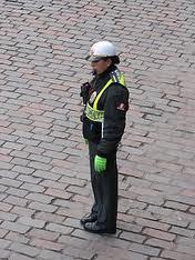 policia femenina