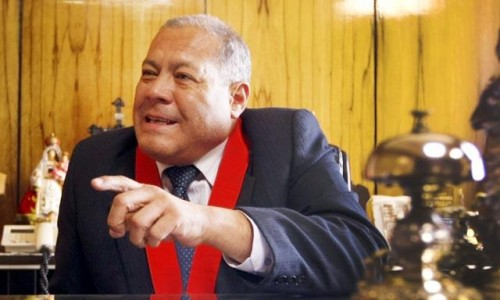 Benito Paredes (foto referencial)