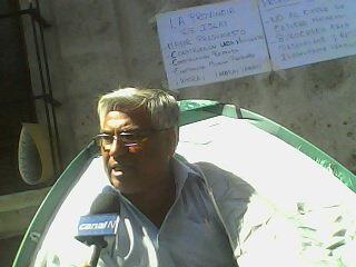 Hernán Gutiérrez, consejero por Islay