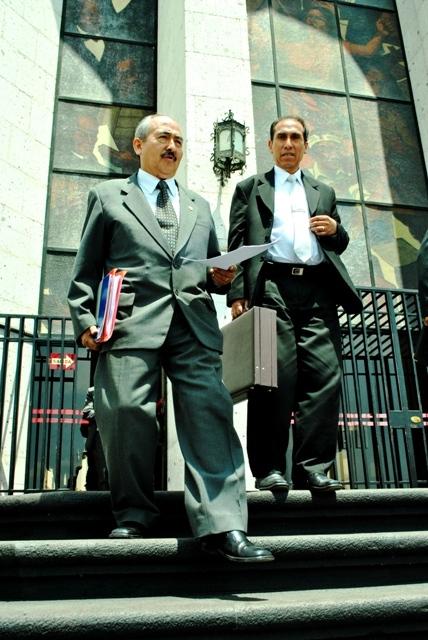 Ex rector UNSA, Rolando Cornejo Cuervo. (foto referencial)