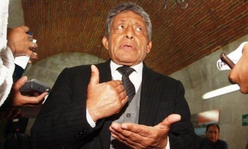 Presidente regional Juan Manuel Guillén (foto referencial)