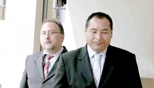 Abogados acusados por muerte de Nora Ramos