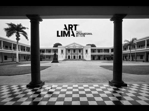 Desde Marte- art Lima