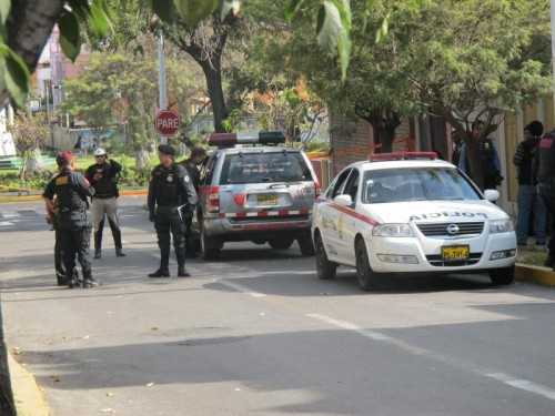 POLICIALES AREQUIPA
