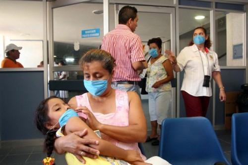 Las bajas temperaturas incrementó a 5 mil 678 casos de niños enfermos por Iras.