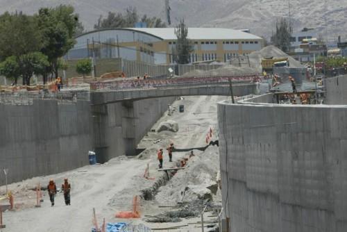 intercambios viales-Arequipa
