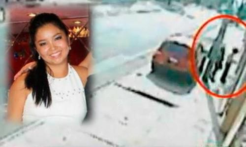 keiko. adolescente desaparecida en Lima