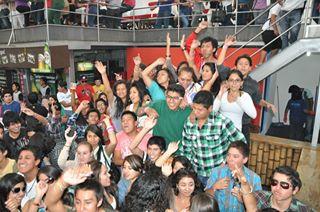 Universitarios concurrieron a los locales nuevamente abiertos (foto referencial)