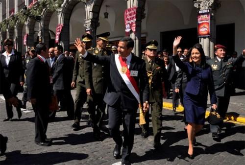 Humala también hará inspección de obras de ampliación del aeropuerto internacional Alfredo Rodríguez Ballón.