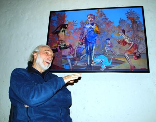Camporeale presenta El teatro de lo absurdo