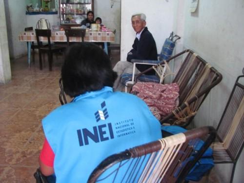 Censo del INEI