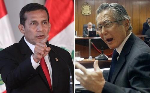 Ollanta Humala pide a oposición respetar su decisión de negar indulto