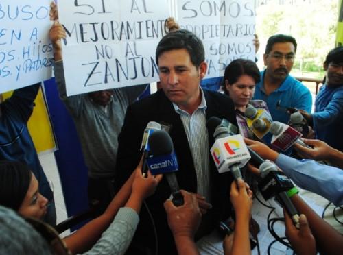 """Juan Meza.- """"Prueba en vació del pasado 9 de junio causó una pérdida de más de 1 millón de nuevos soles"""""""