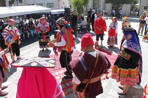 Pachamama en Yanahuara