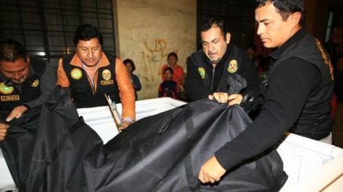Según policías, Ex autoridad habría sido víctima de una venganza