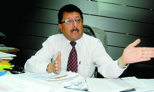 Víctor Arango, gerente de Administración Financiera del MPA