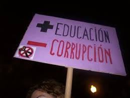 corrupcion y educacion