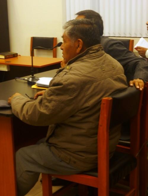 ex alcalde de Uchumayo pide nulidad de su sentencia