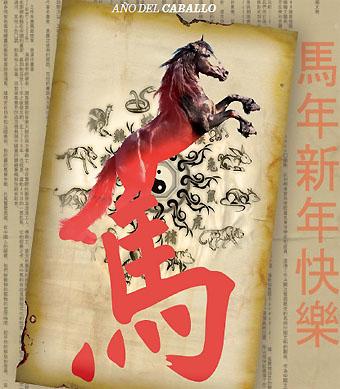 anno del caballo