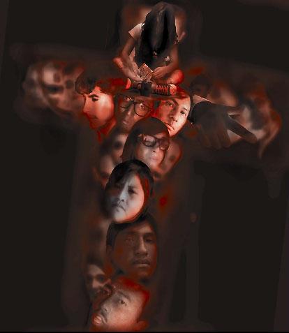 sangre el 2013