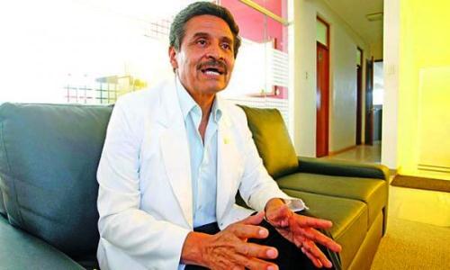 gerente regional de Salud