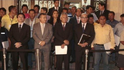 formalización de la minería en Perú