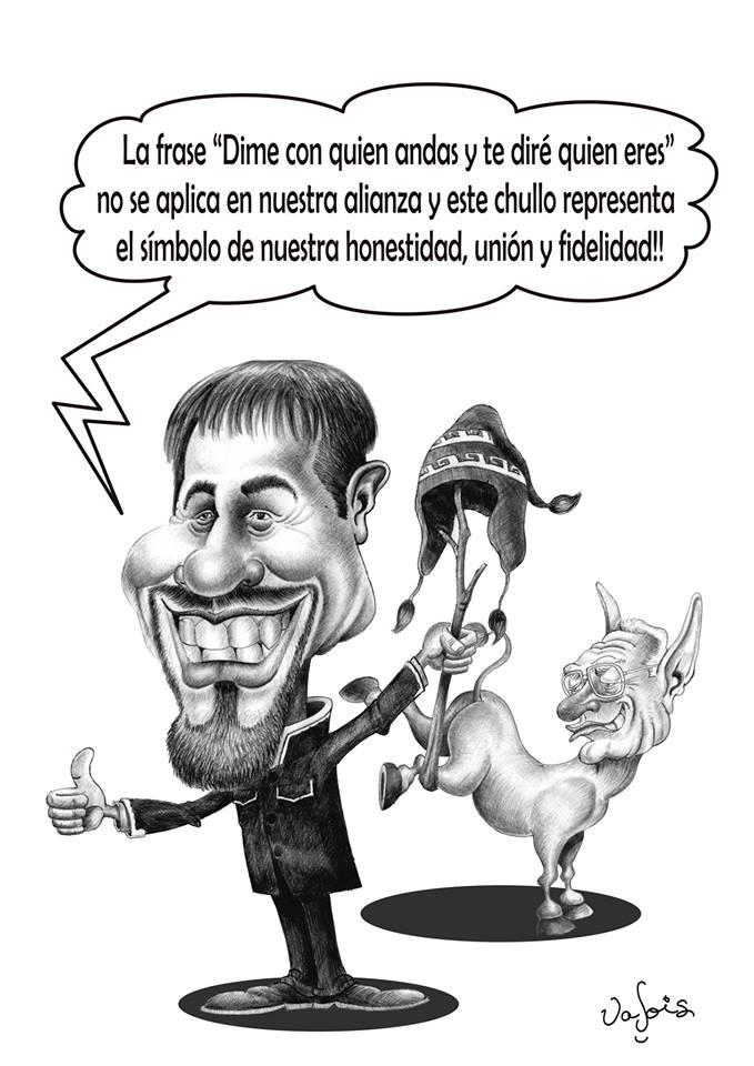 caricatura mayo 2014