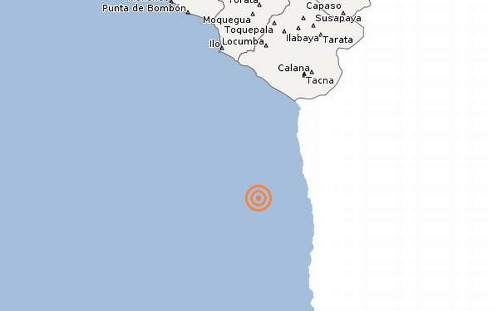 alerta de tsunami en costa peruana