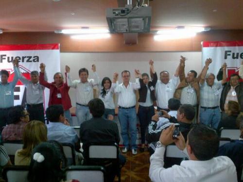 fuerza Arequipeña - PPC