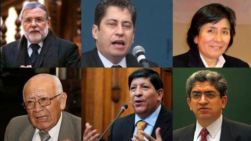 juristas peruanos