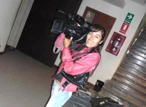 periodista fallecida tras accidente