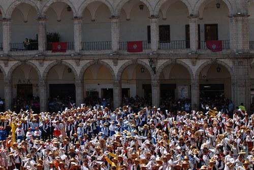 Danza típica de Arequipa