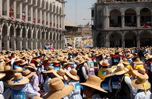 Sombrero, prenda típica y necesaria del atuendo