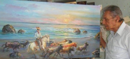 pintor taurino