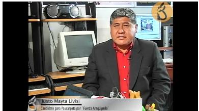 Entrevista Justo Mayta