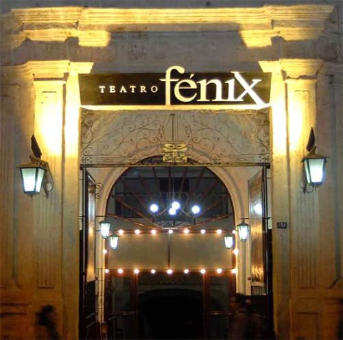 teatro fenix