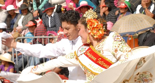 festivales de folklor