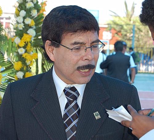 alcalde de Arequipa