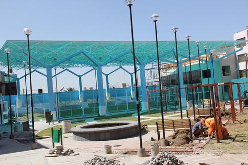centro recreacional
