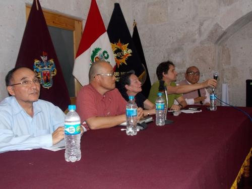 hallazgo en Arequipa
