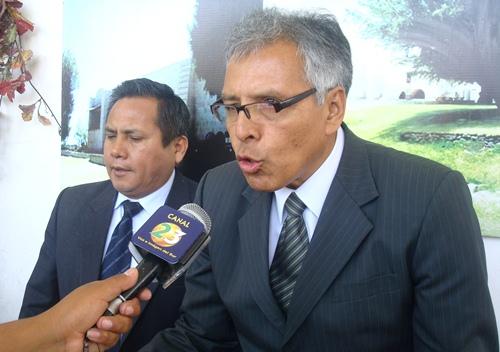 Germán Rodríguez y Julio Linares