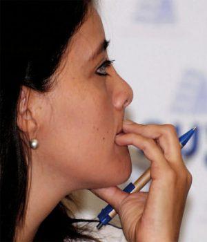 Yamila Osorio y Gestion