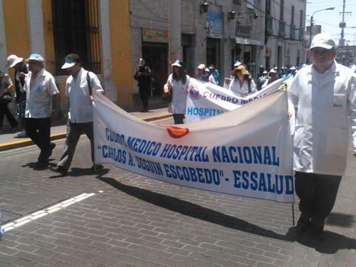 calles de Arequipa