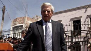 ¿Cuánto cuesta un autógrafo de Mario Vargas Llosa?